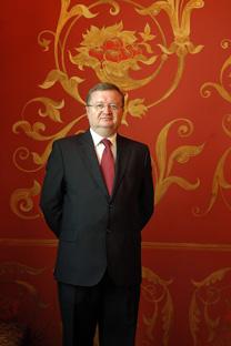 Alexánder Kuznetzov, foto del Servicio de Prensa.