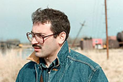 Jodorkovski cuando era joven
