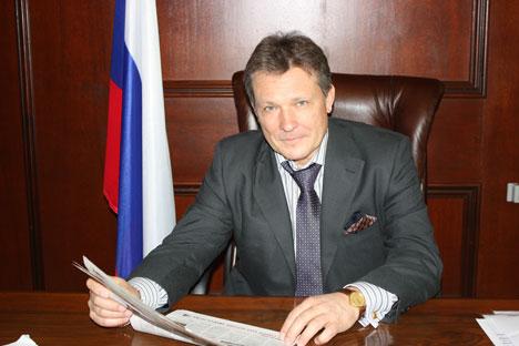 Victor Koronelli, Embajador de la Federación de Rusia en Argentina. Foto proporcionada por la Embajada Rusa.