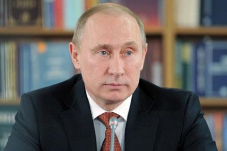 RIA Novosti / Alexéi Druzhinin