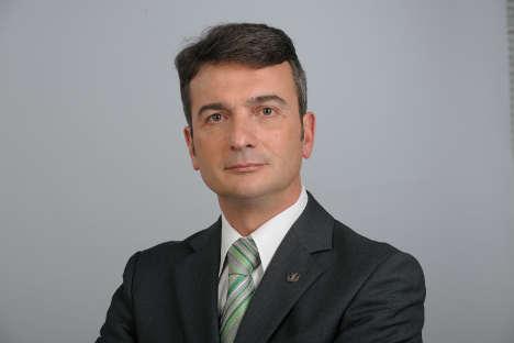 Eduardo González Mazo, Rector de la Universidad de Cádiz.