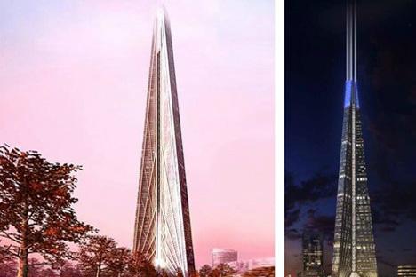El proyecto de la Torre Rusia de Norman Foster