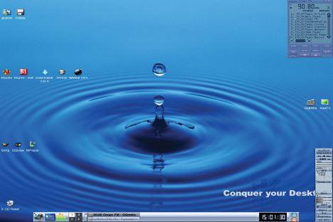ALT Linux - OS sistema operativo ruso en el cual va a basarse la NPP: Plataforma Nacional de Programas. Foto de linuxforge.ru