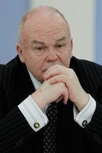 Evgueni Vélijov, presidente del centro de investigación nacional, Instituto Kurchátov. Foto de kremlin.ru