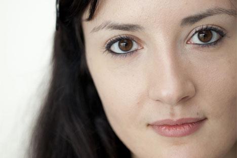 Alisa Ganieva Foto: Ferran Mateo