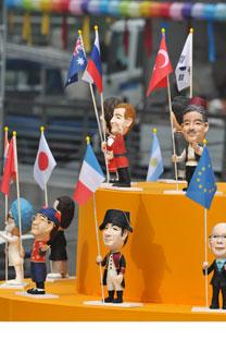 Indicadores para avaliar políticas monetárias sairão em 2011/ Foto: AFP/Eastnews