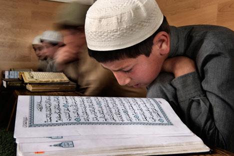 Atualmente 11 universidades islâmicas são patrocinadas pelo goveno russo/Foto: Uty Kozyrev(2)