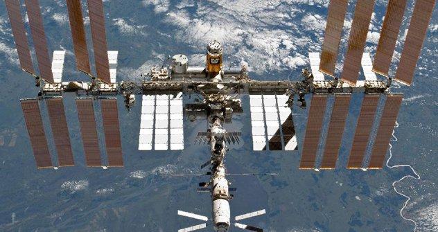 Estação Espacial Internacional Foto: NASA