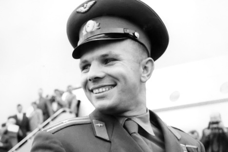 Yuri Gagarin. Foto: RDA/Vostock-Photo
