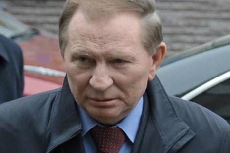 Leonid Kuchma. Foto: Ria Novosti