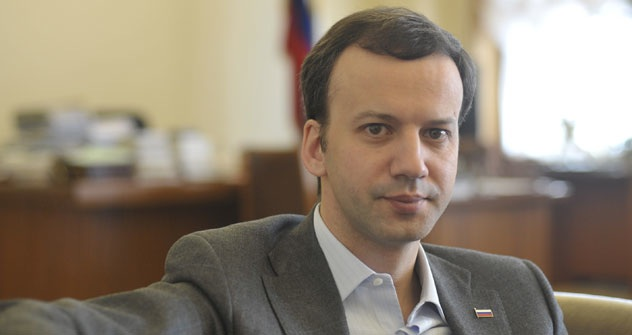 Il consigliere del Presidente russo Arkadij Dvorkovich. Foto: Ben Aris