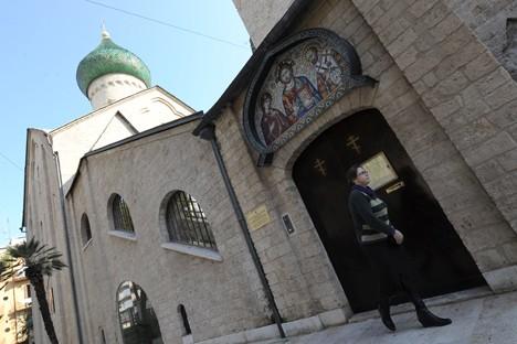 La Basilica di San Nicola a Bari. Foto AFP/East News