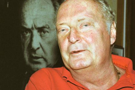 Dmitri Nabokov (Foto: AP)