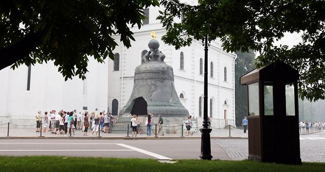 La zarina delle campane (Foto: Photoxpress)