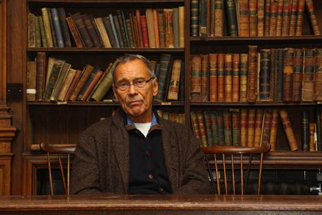 Andrei Konchalovskij. Foto Elena Agheeva