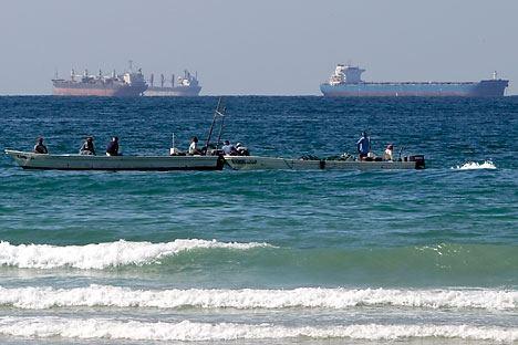 Lo stretto di Hormuz nel Golfo Persico (Foto: AP)