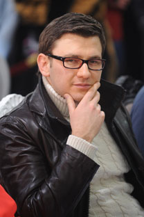 Dmitri Glukhovsky (Foto: Itar-Tass)