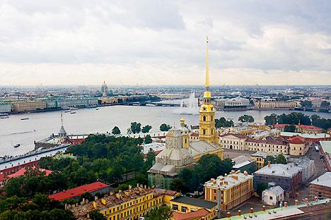 Panorama de San Petersburgo. Foto de Lori/Legion Media
