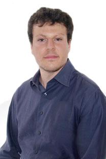 Marco Marcatili. Foto dall'archivio personale