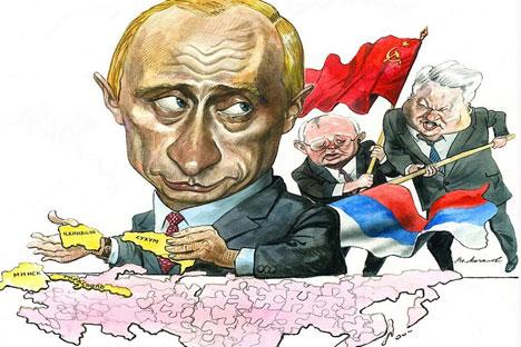 Disegno: Vladimir Mochalov. Foto: ufficio stampa