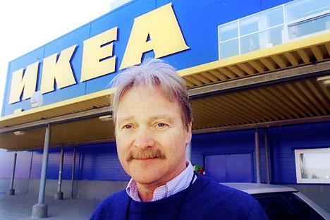 Lennart Dahlgren. Foto: Itar-Tass