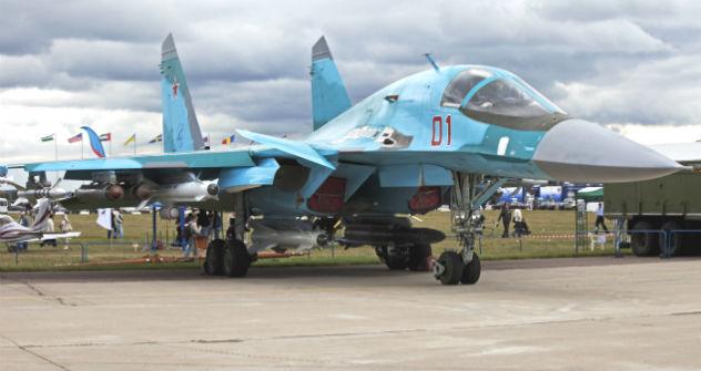 Il costo del Su-34 pare essere di almeno 50 milioni di dollari (Fonte: ru.wikipedia.org)