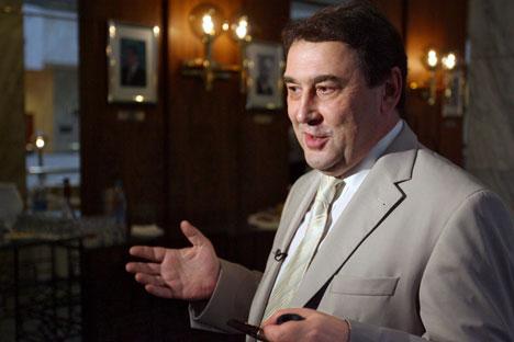 Andrei Nechaev (Foto: Kommersant)