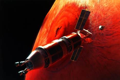 Resta da vedere come il progetto internazionale Mars 500 contribuirà all`esplorazione del Pianeta Rosso