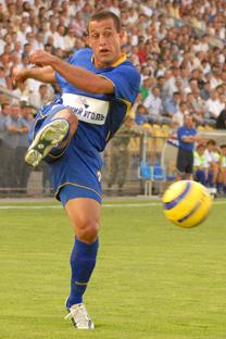 Omar Pérez Aguado jugó en el Rostov entre 2004 y 2007. Foto de Photoxpress