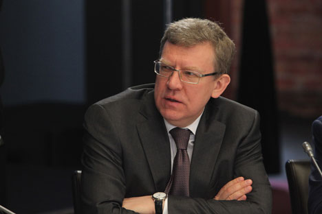 Aleksei Kudrin (Fonte: Fotoxpress)
