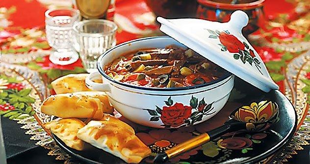 Cucina Russa: tradizione o contaminazione? (Foto: Stockfood/Fotodom)