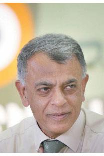 Ashok K. Baweja