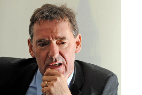 Jim O'Neill, Head of Global Economic Research forGoldman Sachs