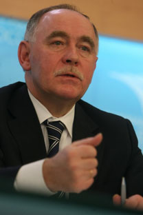 Head of the State Anti-Narcotics CommitteeViktor Ivanov
