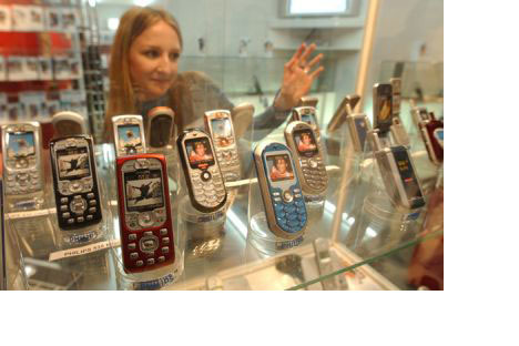 A luxury item for the privileged in the Nineties, mobile phonepenetration in Russia has now topped 140pc, with more than209 million SIM cards bought by a population of 143 million