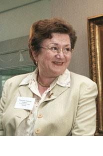 Ekaterina Guénieva, foto de Vasili Shaposhnikov_Kommersant.
