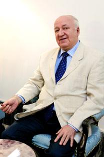 Alexander Kadakin,Russia's Ambassador to India