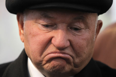 Yuri Luzhkov has indicated that he would like