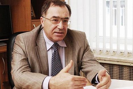Oleg SimakovSource: www.minzdravsoc.ru
