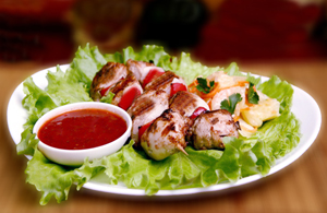 Shashlik: Great food for any season