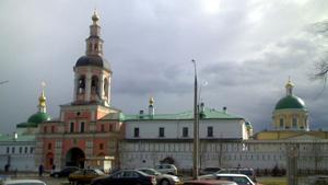 Danilov convent in Moscow