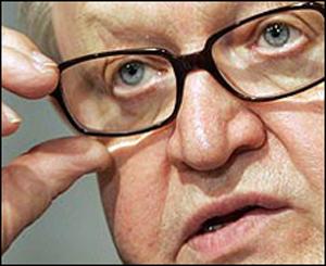 Martti Ahtisaari, image from russiatoday.com