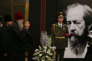 Solzhenitsyn's requiem