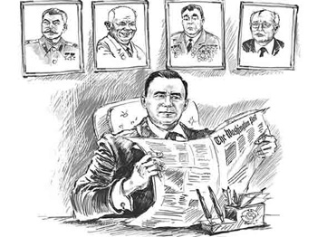 Andrei Gromyko was the quintessential Soviet Foreign Minister under Stalin, Khrushchev and Brezhnev
