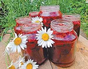Jam tomorrow: a sweet treat for the winter