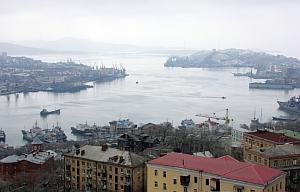 Vladivostok view