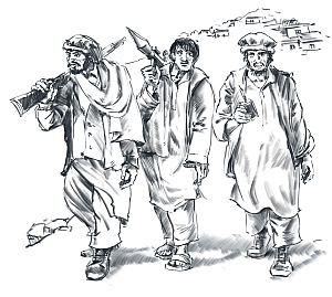 The question of whether it will be possible to stop the Taliban's funding is critical to the current war