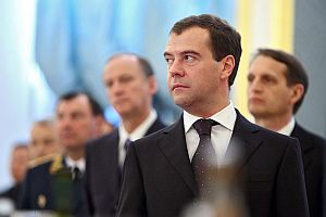 President Medvedev has to prove his ability toconsolidate the ruling elite around his reformproposals