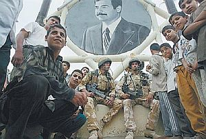 Allied forces did not forsee many criticalproblems that came after the invasion of Iraqin 2003