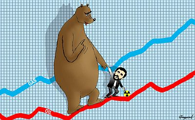 Los inversores confían en que a fin de año elíndice bursátil ruso llegará a 1800-2000 puntos.